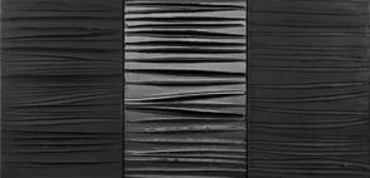 Le monochrome: Pierre Soulage