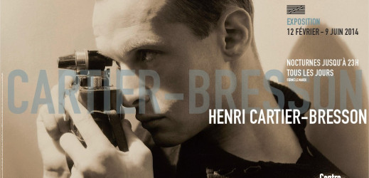 Exposition Henri Cartier Bresson