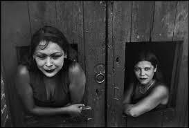 """Henri Cartier-Bresson Calle Cuauhtemoctzin, Mexico City 11 x 14"""" silver print, pr. later"""