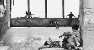 """Henri Cartier-Bresson Simigne-la-Rotonde, 1969 11 x 14"""" silver print, pr. later"""