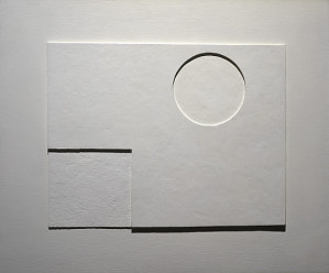 1934 project for Massine for Beethoven 7th Symphony Ballet 1934 Ben Nicholson OM 1894-1982 Accepted by HM Government in lieu of tax and allocated to the Tate Gallery 1995