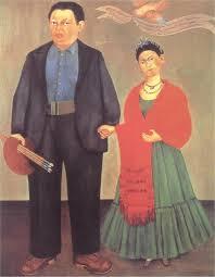Artist: Frida Kahlo Completion Date: 1931 Style: Naïve Art (Primitivism) Genre: portrait Technique: oil Material: canvas Dimensions: 100 x 79 cm Gallery: Museum of Modern Art Albert M. Bender Collection San Fracisco, California, U.S.A.