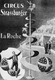 affiche du spectacle de Léon La Roche