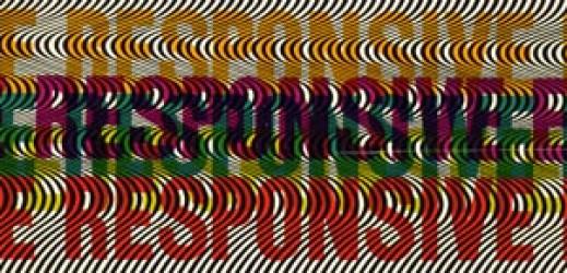 Exposition 'L'œil réceptif» Op'art
